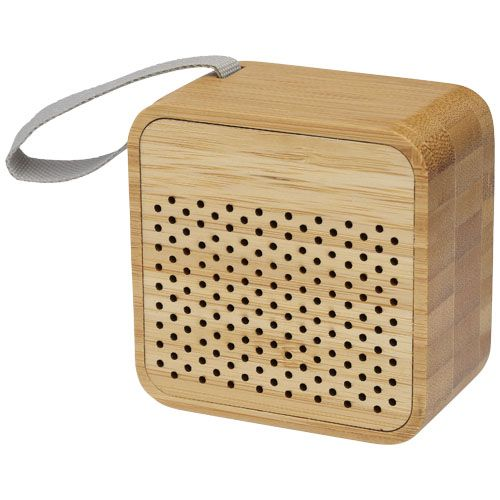 Haut-parleur Bluetooth® Arcana en bambou