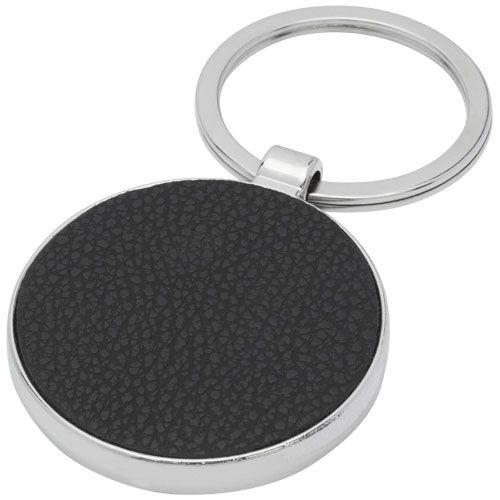Paolo-avaimenperä, pyöreä, laseroitava PU-nahkajäljitelmä