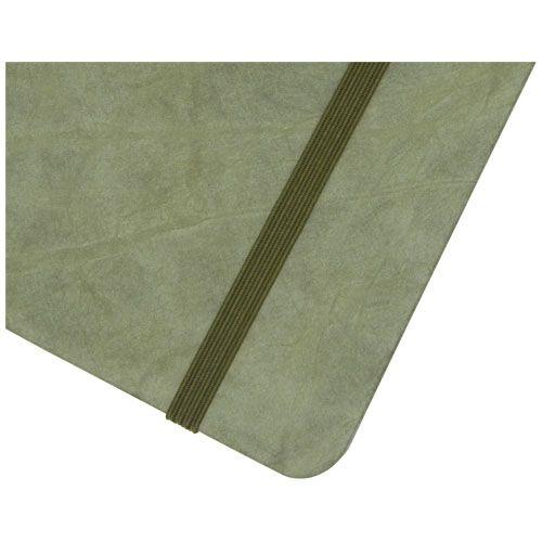 Carnet Breccia A5 avec papier de pierre  personnalisé montpellier Paris Ile de France