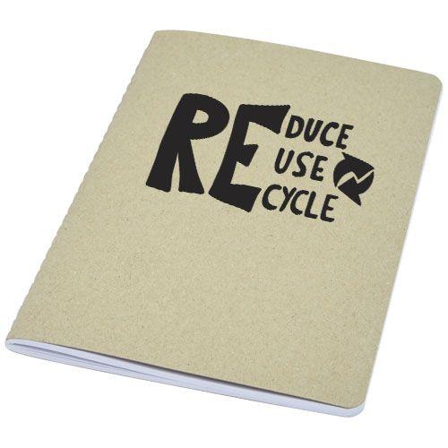 Carnet Gianna en carton recyclé  personnalisé montpellier Paris Ile de France