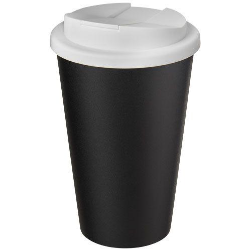 Americano® Eco -kahvimuki kierrätetystä materiaalista, roiskumaton, 350 ml