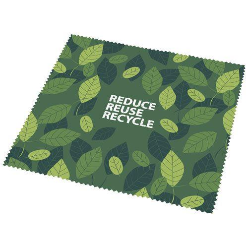 Grand chiffon de nettoyage Caro en PET recyclé