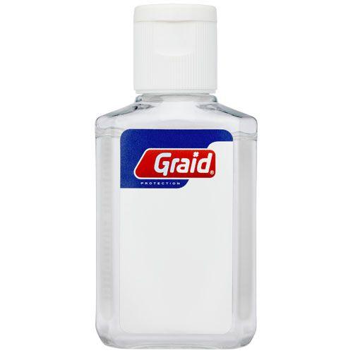 Petit flacon de gel désinfectant Be Safe, 60ml Objets publicitaires  personnalisation  FRANCE SUD PIERRE PF CONCEPT goodies personnalisation marseille