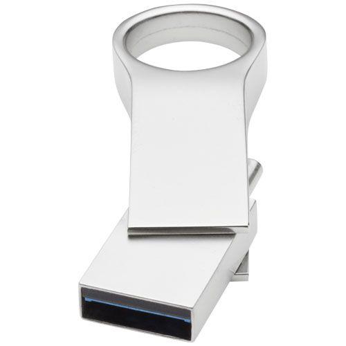 Grande clé USB 3.0 type C ronde