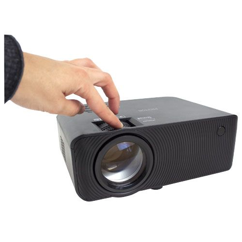 Projecteur de cinéma deluxe Prixton par 2G Publicité