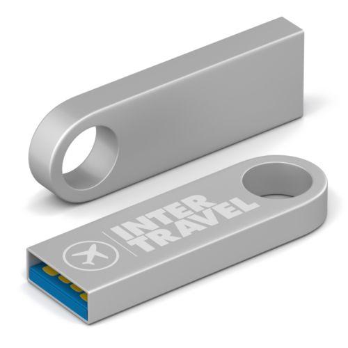 Clé USB Iron Fast 3.0 32 GB métal mat