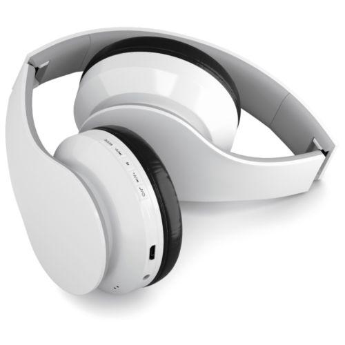 Casque Bluetooth Blanche