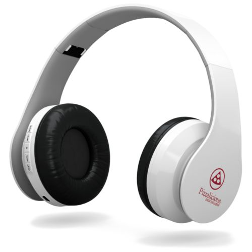 Casque Bluetooth Blanche LUXVISUAL Luxembourg