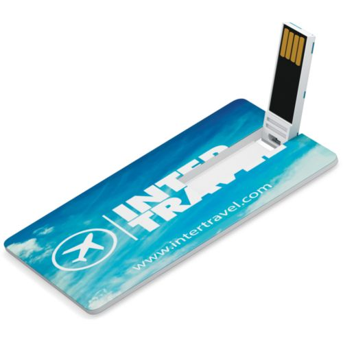 Carte USB Forme carte de crédit 32 GB