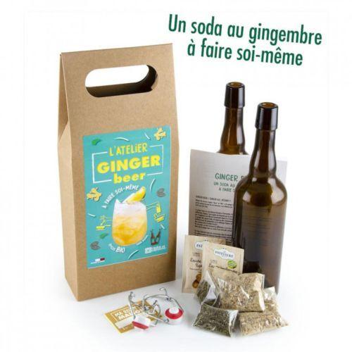 L'atelier Ginger Beer Bio