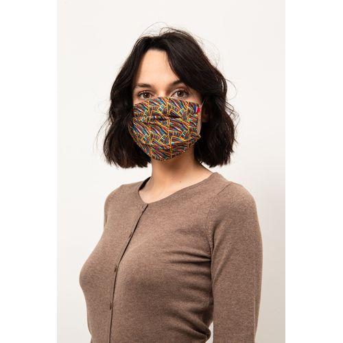 Masque adulte - Dessin All-Over