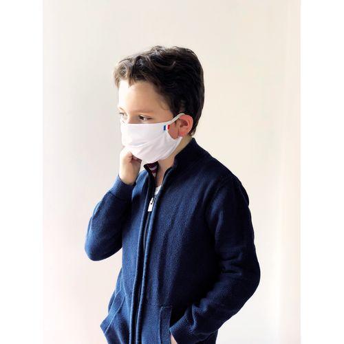 Masque enfant - Blanc