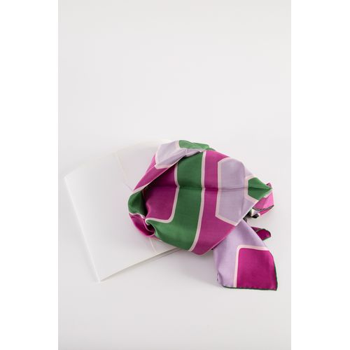 Foulard 150x30cm - Twill Polyester imprimé