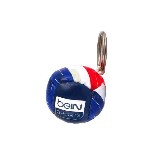 Porte-clés ballon de foot