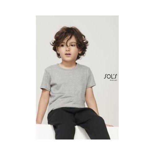 TEE-SHIRT ENFANT JERSEY COL ROND AJUSTÉ CRUSADER KIDS, Objet personnalisable, comité social économique