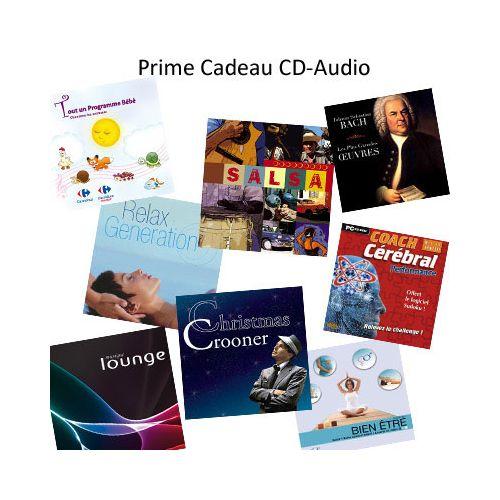 Prime CD, article à la demande CD/ DVD