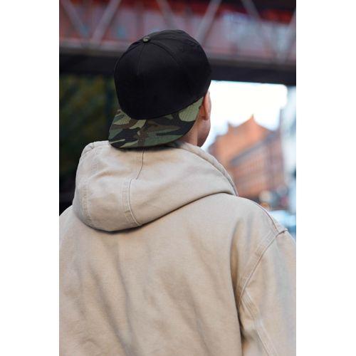 Casquette Snapback Camo par EG Diffusion 07210 BAIX Objets publicitaires et Cadeaux d'affaires Textile, PLV, Goodies, vêtement de travail, objets éco et durables , stylos , USB, multimédia