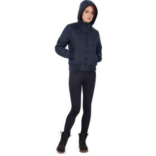 Superhood Ladies' Padded Jacket