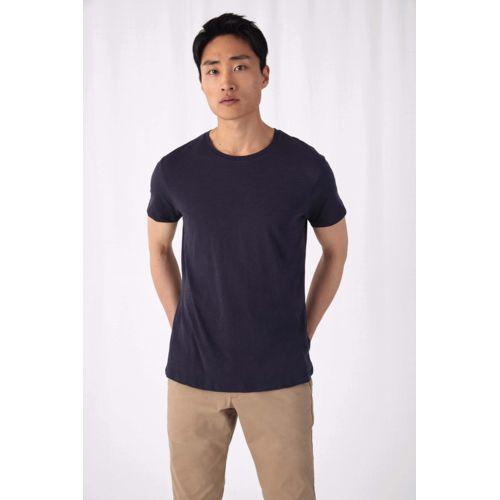 Men's Organic Slub Cotton T-shirt
