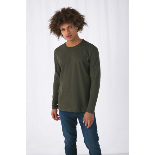 #E150 Men's T-shirt long sleeve