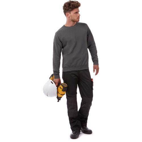 SWEAT-SHIRT HERO PRO par EG Diffusion 07210 BAIX Objets publicitaires et Cadeaux d'affaires Textile, PLV, Goodies, vêtement de travail, objets éco et durables , stylos , USB, multimédia