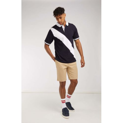 POLO HOMME DIAGONAL STRIPE