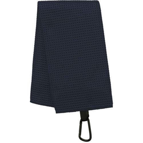 Waffle golf towel