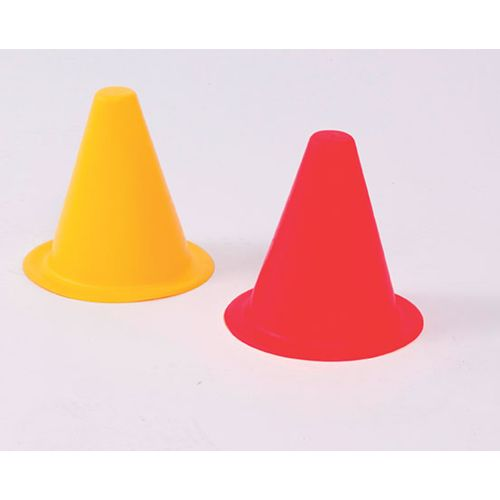 Flexible training cone