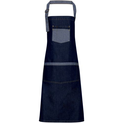 Domain Denim bib apron