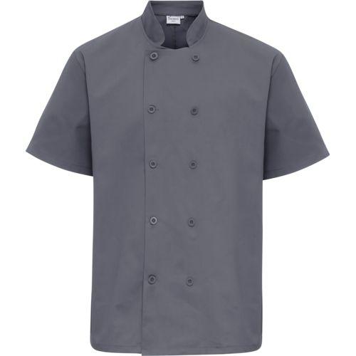 Short-Sleeved Chef's Jacket