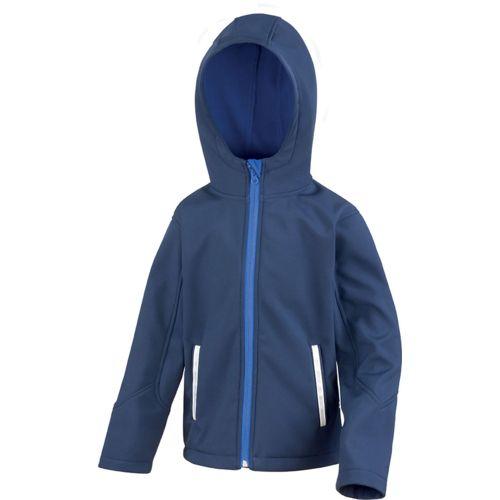 Kids' TX Performance Hooded Softshell Jacket