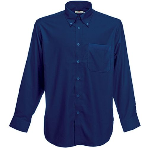 CHEMISE HOMME MANCHES LONGUES OXFORD (65-114-0)