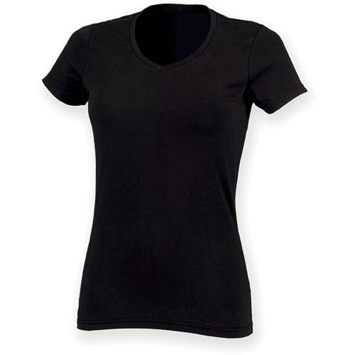 Ladies' Feel Good V-neck T-shirt