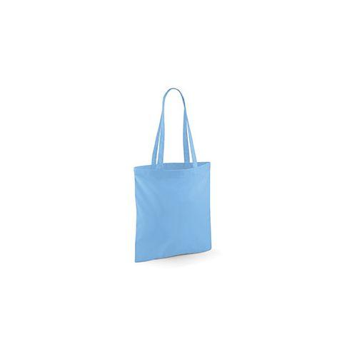 Shopper bag long handles