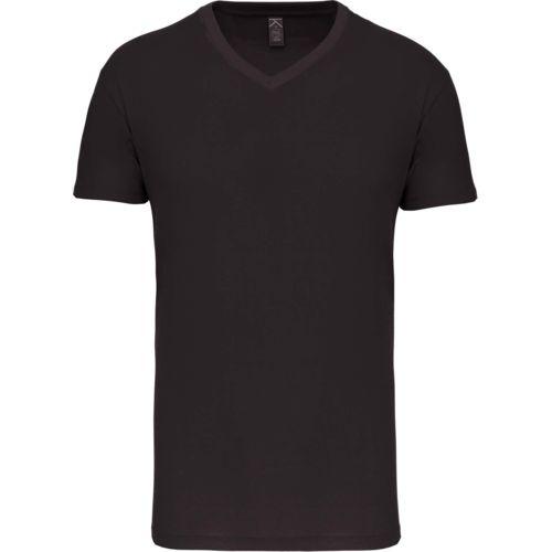 T-shirt Bio150 col V homme par EG Diffusion
