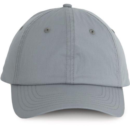 Peach-skin effect cap - 6panels