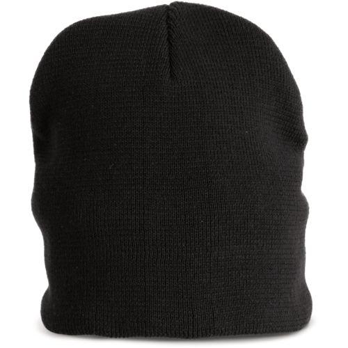 Bonnet tricoté en coton biologique