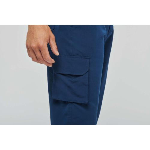 Leisurewear cropped trousers
