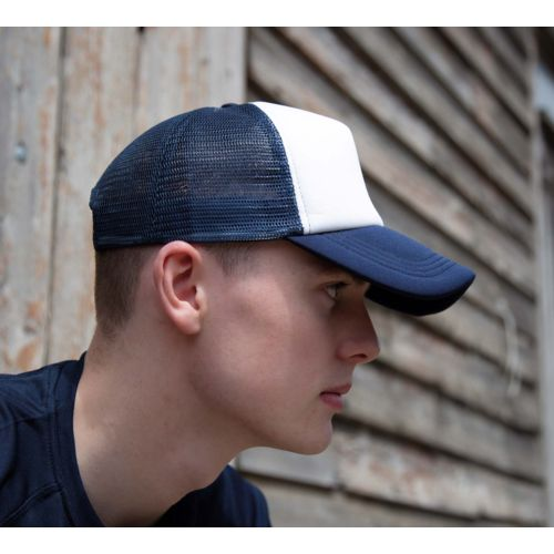 Detroit trucker cap