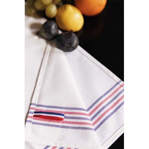 Essuie-vaisselle 5 rayures Origine France Garantie