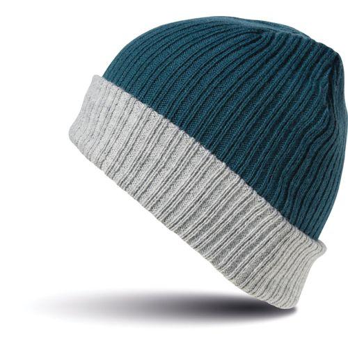 Bonnet double tricot recyclé