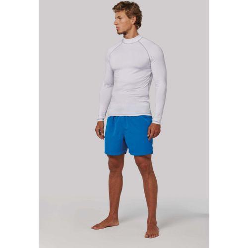 T-shirt technique à manches longues avec protection anti-UV adulte