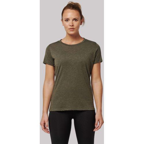 T-shirt Triblend sport femme