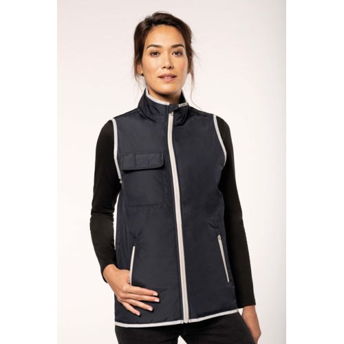Bodywarmer thermique 4 couches
