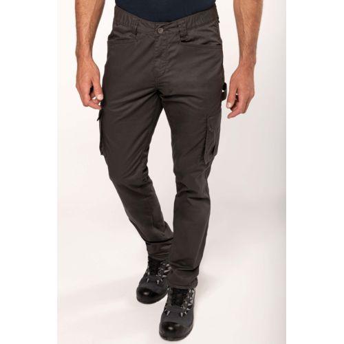 Pantalon multipoches écoresponsable