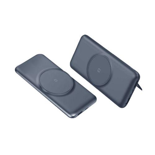 Batterie de Secours avec chargeur sans fil magnétique  - 10000mAh
