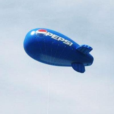 Dirigeable helium