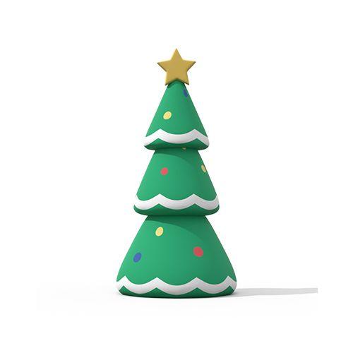 Père Noël gonflable PERSONNALISABLE