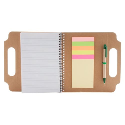 notebook Makron