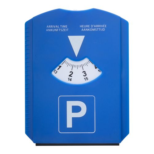 Disque de stationnement ScraPark WIZ PUB